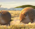 ROLLIN' SAFARI – Cosa succederebbe se gli animali della savana fossero obesi?